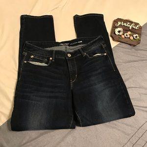 Denizen from Levi's Jeans - Levi's Denizen Modern Slim Dark Wash Jeans